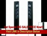 [BEST PRICE] Atlantic Technology FS-3200TWR-P-GLB Complete FS-3200LR-P-GLB and FS-3200PED-GLB Speaker System (Pair, Gloss Black...