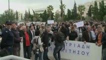 Chypre: démission du président de Bank of Cyprus