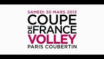 Bande-annonce finales coupes de France de volleyball sur L'Equipe 21