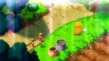 Pokémon Donjon Mystère : Les Portes De L'Infini - Séquence animée - 1ère partie