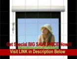[SPECIAL DISCOUNT] Matte White Lectric I RF Motorized Screen - 123 diagonal HDTV Format