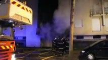 Incendie suspect dans un parking souterrain à Roubaix