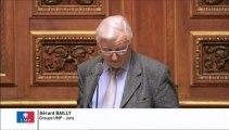 Gérard Bailly, Sénateur du Jura : Protection des éleveurs face aux attaques de loups