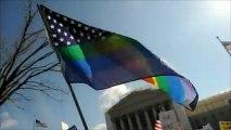Etats-Unis: manifestation de pro et anti-mariage gay à Washington