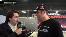 Entrevista a Karl Wendlinger ex Piloto de Fórmula Uno - GTOpen Montmeló 2012 - PRMotor TV Channe... (HD)