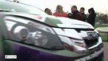 Départ Rallye des Gazelles
