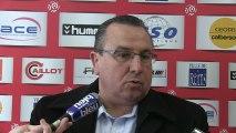 Conférence de presse de Jean-Pierre Caillot avant Evian-Reims