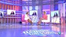 Maria Teresa Campos conversa con Terelu Campos sobre el cancer
