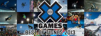 Best Of Winter X-Games Europe Tignes 2013 - Ski & Snowboard
