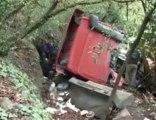 Ereğli'de feci kaza: 1 kişi öldü, 20 kişi yaralandı