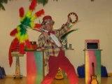 spectacle pour enfant clown magicien Rouen www.spectacle-magie-clown-monsieur-tempo.com