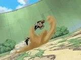 Sasuke-kun vs gaara
