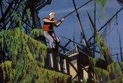 Jonny Quest-  O Misterio dos Homens- Lagarto