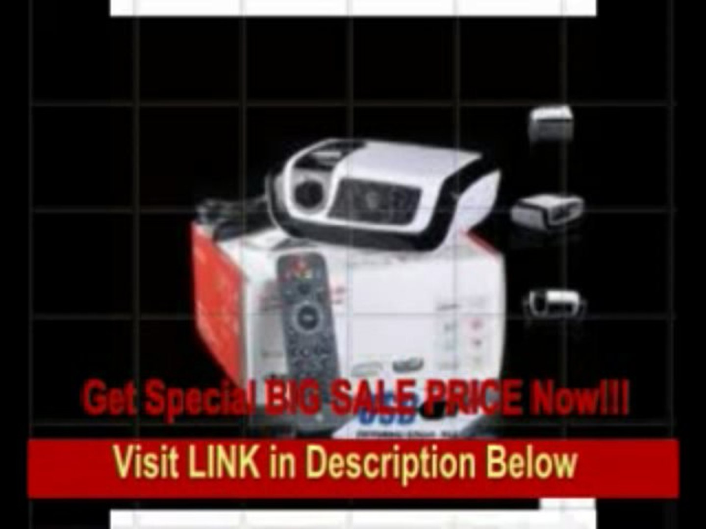 [FOR SALE] REX-CINE Latest 1080p Dlp Android 4.0 WIFI ICS Osram LED Lamp Technology Projector RX-C7