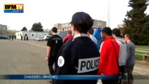 Des jeunes de banlieue immergés dans une école de police - 28/03