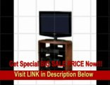 [SPECIAL DISCOUNT] BDI Valera 9721 Single Wide Tall Open TV Stand (Chocolate Stained Walnut)
