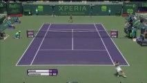 Miami: Nerven-Krimi! Sharapova kämpft sich ins Halbfinale
