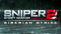 "SNIPER: Ghost Warrior 2 | ""Siberian Strike"" DLC Trailer (2013) [EN] | FULL HD"