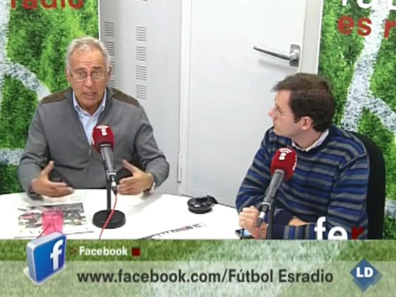 Fútbol esRadio - Man City - Real Madrid - Fútbol esRadio - 22/11/12