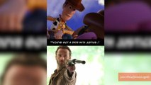 Shocking Similarities Between 'Toy Story' and 'The Walking Dead'