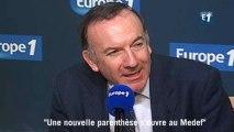 """Parisot : pour Gattaz, le Medef """"respire"""""""
