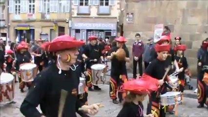 Carnaval de Moulins 23-03-2013