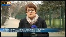 BFMTV Replay: le juge Gentil menacé, les magistrats s'indignent - 28/03