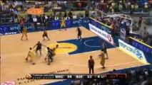 Highlights: Maccabi Electra Tel Aviv-Besiktas JK Istanbul