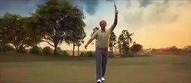 Tiger Woods PGA Tour 14 - Tiger Woods et Arnold Palmer : la bagarre