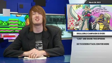 MGS5 is Official, Skullgirls Ends with a Bang, Poker Night 2 Leaks - Hard News Clip