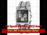 [BEST PRICE] Oakley Men's 10-193 Minute Machine Titanium Bracelet Edition Titanium Chronograph Watch
