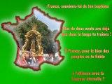 France souviens-toi de ton baptême