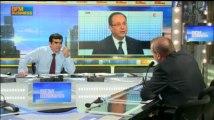 Le quantitative easying, une bonne politique: Jean-Pierre Petit dans Good Morning Business - 29 mars