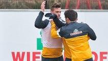 Bagarre entre deux joueurs du Werder Brême !