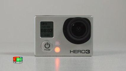 GoPro HD Hero 3 Black Edition - Prise en main