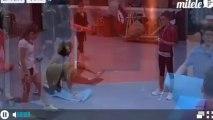 Falsa Pelea Raky vs Argi, Yessica se la cree Mañana 29-03-13