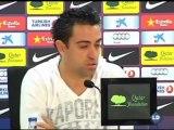 """Xavi: """"Todo el fútbol español debería estar orgulloso de la cantera del Barcelona"""""""