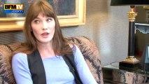 INFO BFMTV - Mise en examen de Sarkozy: Carla Bruni-Sarkozy regrette de s'être exprimée - 29/03