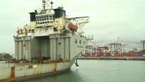 L'Afrique du Sud voit en grand pour son nouveau port de Durban