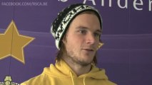 Guillaume Gillet signe un nouveau contrat au RSC Anderlecht