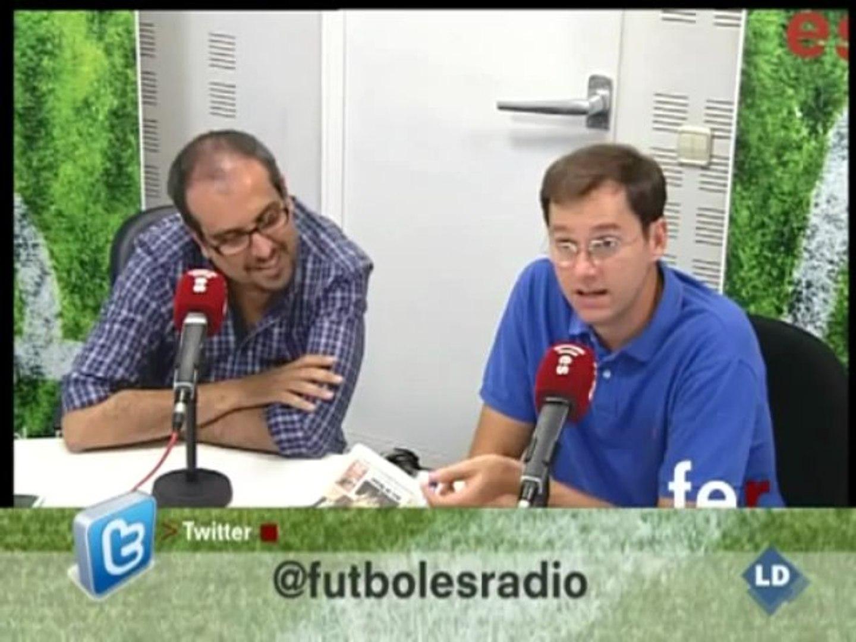Fútbol esRadio - Fútbol esRadio: Real Madrid - Manchester City  - 19/09/12