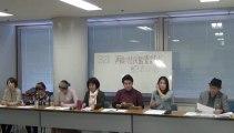 20130328 《索引付》記者会見 (再)住民監査請求の報告 IWJ_OSAKA1