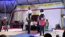"""Le Spectacle de cirque -Ecole Saint-Michel-les """" Désespéramos"""""""