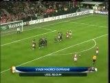 2009 (December 9) Standard Liege (Belgium) 1-AZ Alkmaar (Holland) 1 (Champions League)