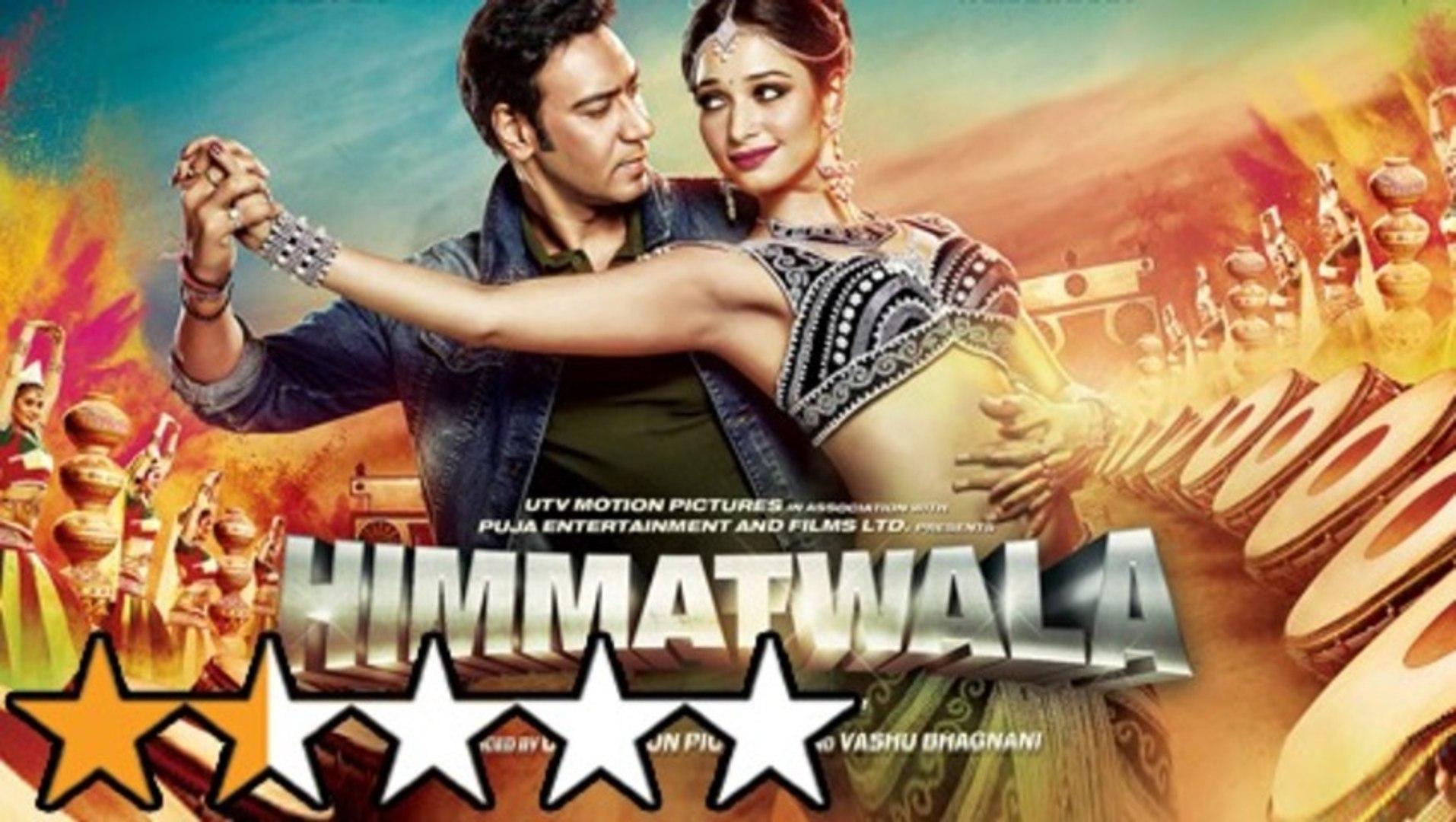Himmatwala (2013) Review   Ajay Devgan, Tamannaah Bhatia