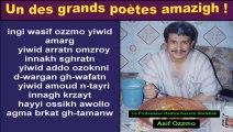 Un des grands poètes amazigh au Maroc !