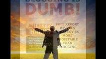best free website builder - Free Authority Website Created For You | Blogging Is Dumb Video Excerpt