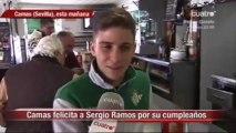 Sergio Ramos ya sólo 'persigue' a Raúl y Casillas