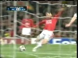 2010 (March 10) Manchester United (England) 4-AC Milan (Italy) 0 (Champions League)