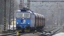 Lokomotiva 363 525-7 - Brandýs nad Orlicí, 29.3.2013 HD